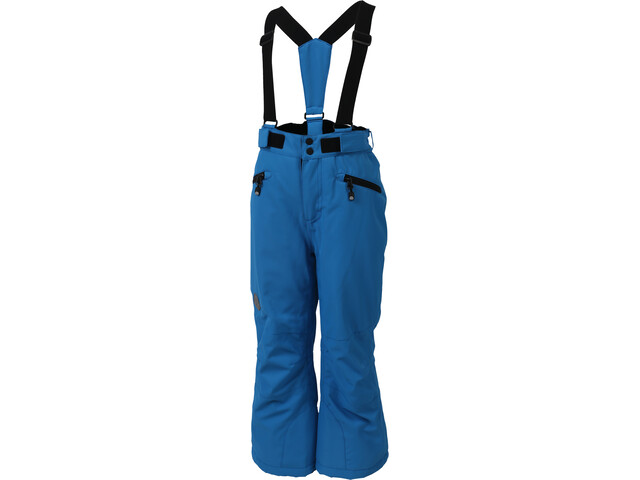 Color Kids Sanglo Pantalones Esquí Acolchados Niños, blue aster